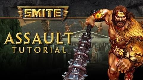 SMITE_Tutorial_-_Assault