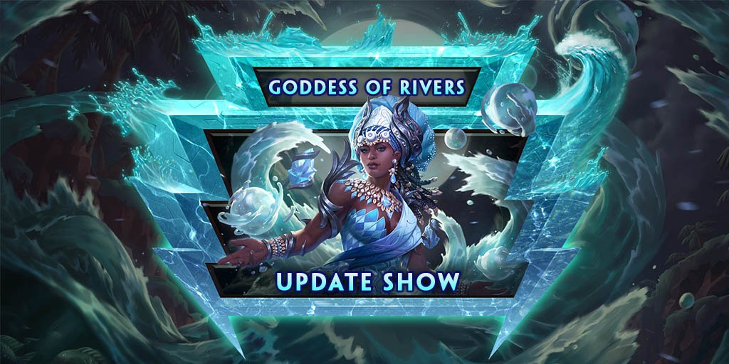 Patch Goddess of Rivers