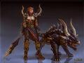 Skadi 'Dragonkin' Concept