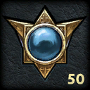 Mastery Level 50 Icon