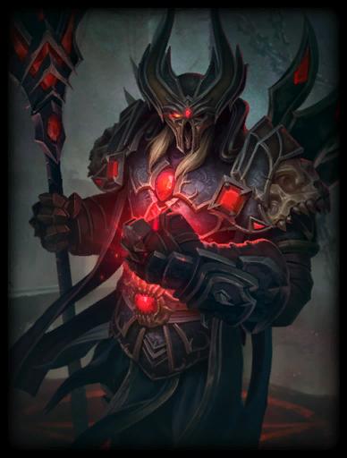 Dread Knight Skin card