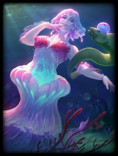 Lady of the Sea Skin card