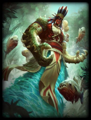 Lord of the Amazon Skin card