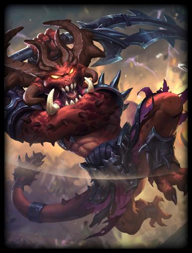 Howler Demon Skin card