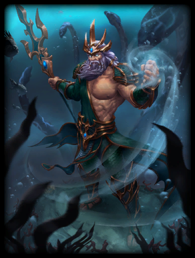 The Earthshaker Skin card