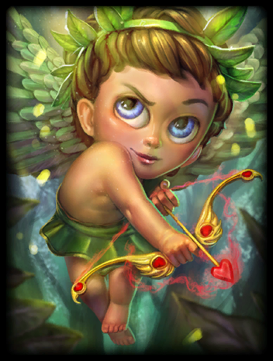 Forest Nymph Skin card