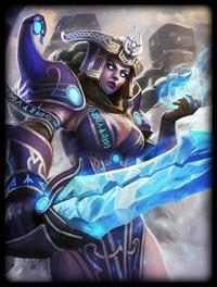 Frost Maiden Freya