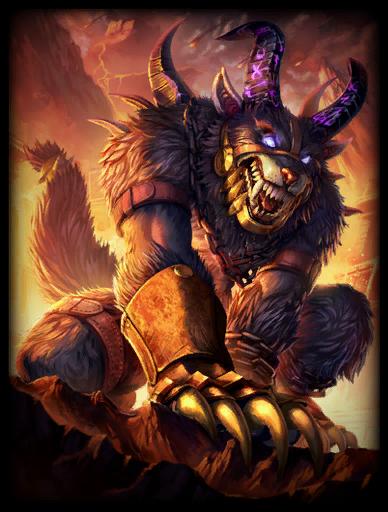Ragnarok Skin card