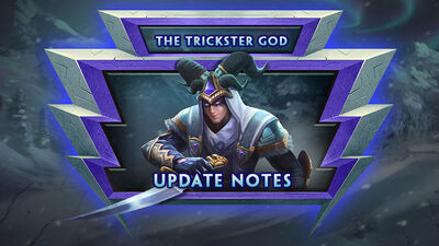 7.10 - The Trickster God Update