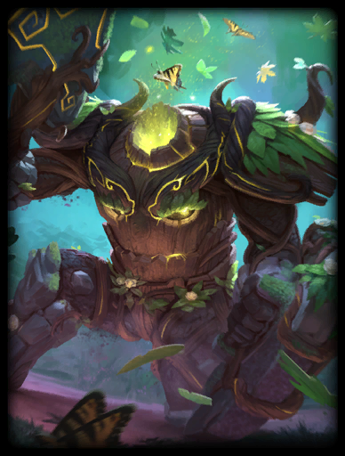 Grove Keeper Skin card