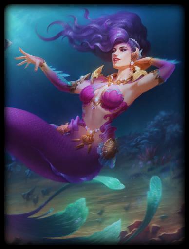 Sea Nymph Skin card