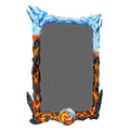 Odyssey2018 FireandIceFrame Icon.png