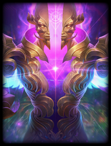 Infinite Duality Skin card