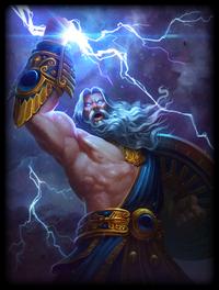 Golden Zeus