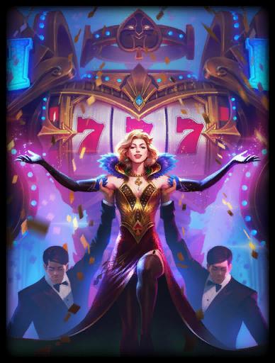 Gambit Queen Skin card