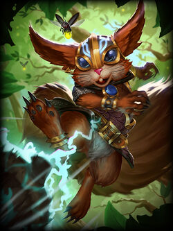 Armored Scurrier Ratatoskr