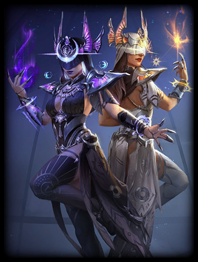 Eclipse Summoner Skin card