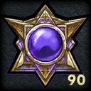 Mastery Level 90 Icon