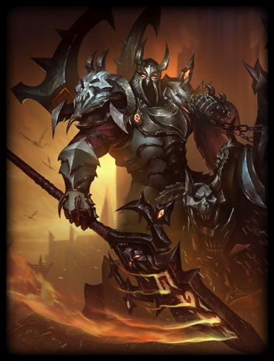 The Shadow Skin card