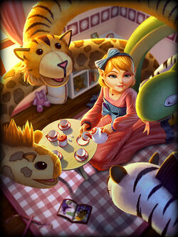 Child's Play Scylla