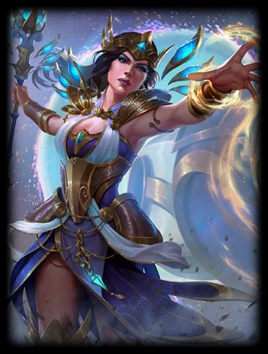 Battle Queen Skin card