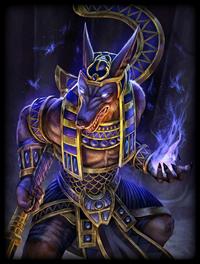 Golden/Legendary/Diamond Anubis
