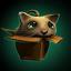 Box Cat Ward Skin