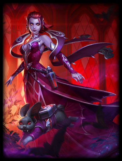Countess Skin card
