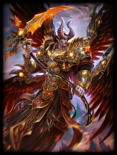 Demonic Skin card