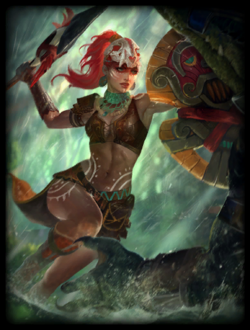 T Athena Amazonian Card.png