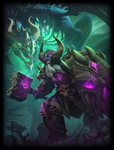 Dread-Lord Skin card