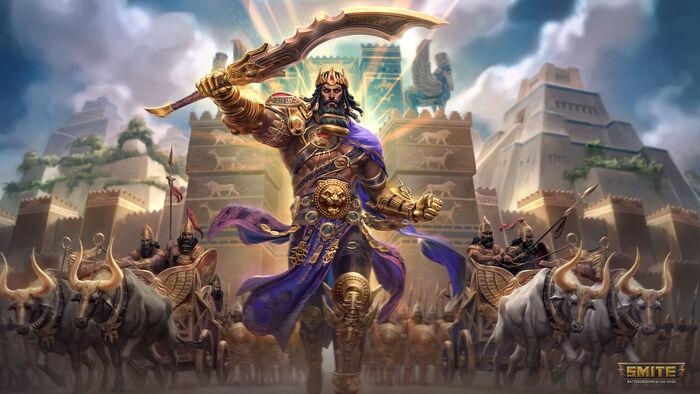 Gilgamesh Promo.jpg