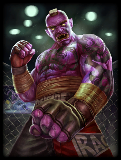King Of The Ring Skin card