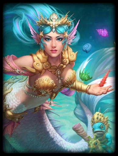 Cove Queen Skin card