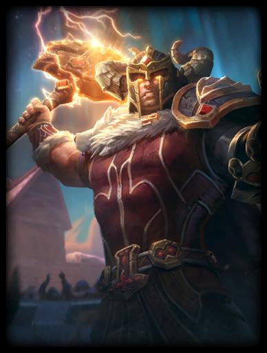 Gladiator Skin card