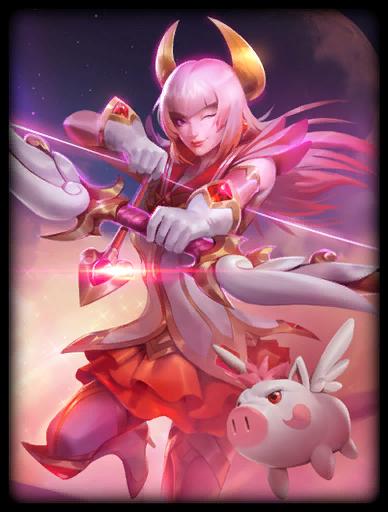 Mystic Archer Skin card
