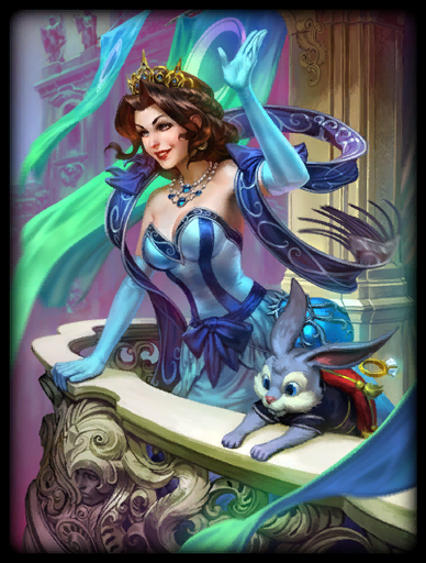 Enchanted Skin card