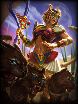 Arcane Assassin Bastet