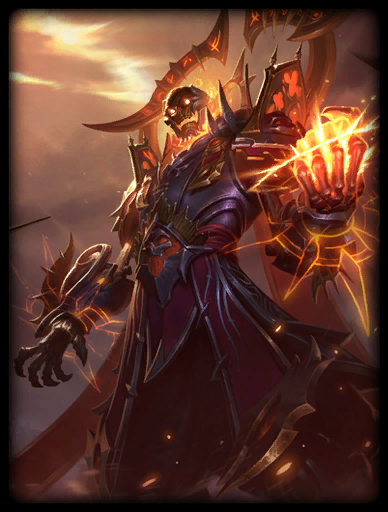 Merciless Monarch Skin card