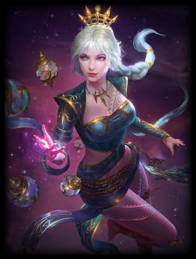 Empress Skin card