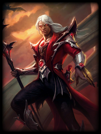Count Skin card