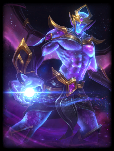 Galactic Void Skin card