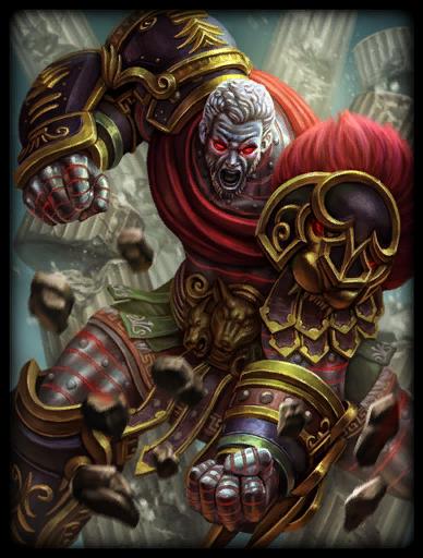 Legion Skin card