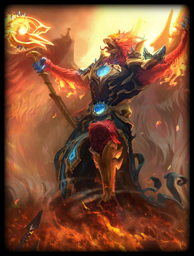 Phoenix Skin card
