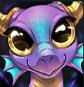 Cutesy Dragon Avatar