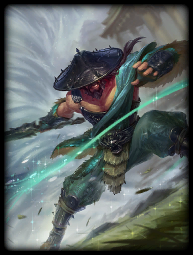 Serpent Slayer Skin card