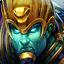 Lord of Silence Osiris