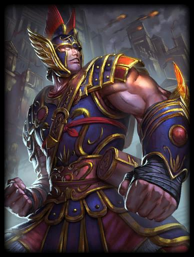 Centurion Skin card