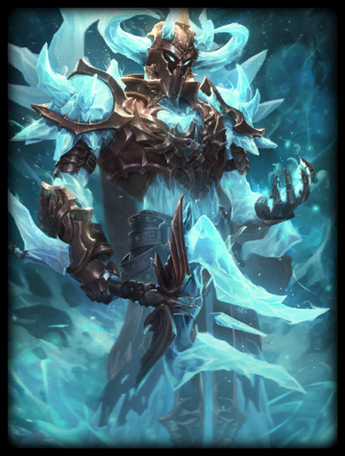 Chilling Wraith Skin card