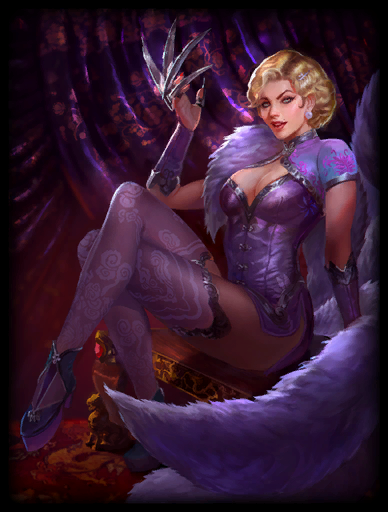 Seductress Skin card